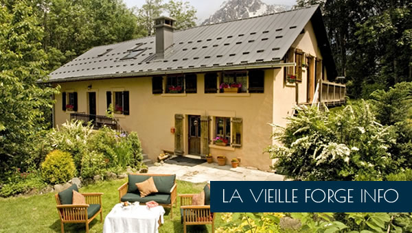 Cookery course accommodation at La Vielle Forge