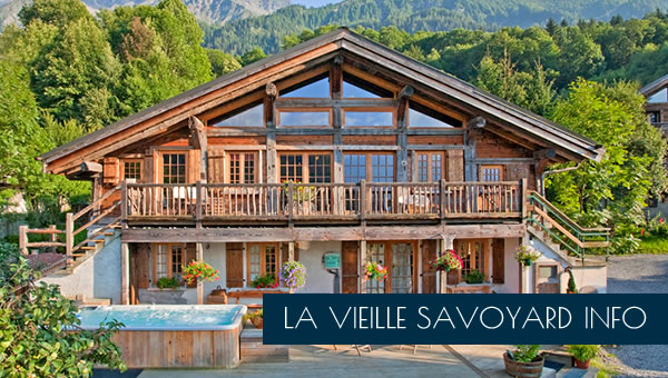 Cookery course accommodation at La Vielle Savoyard